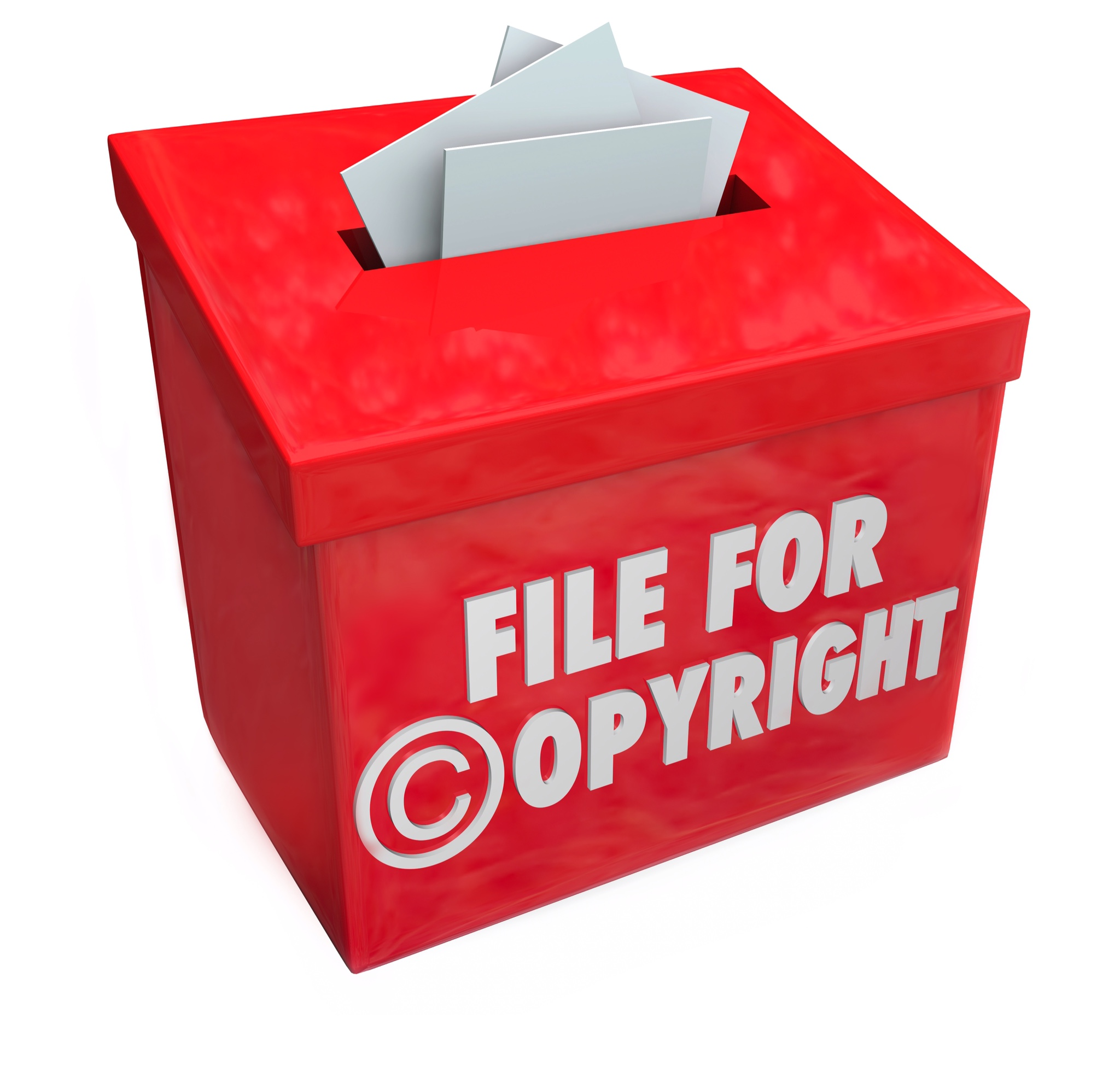 file for copyright